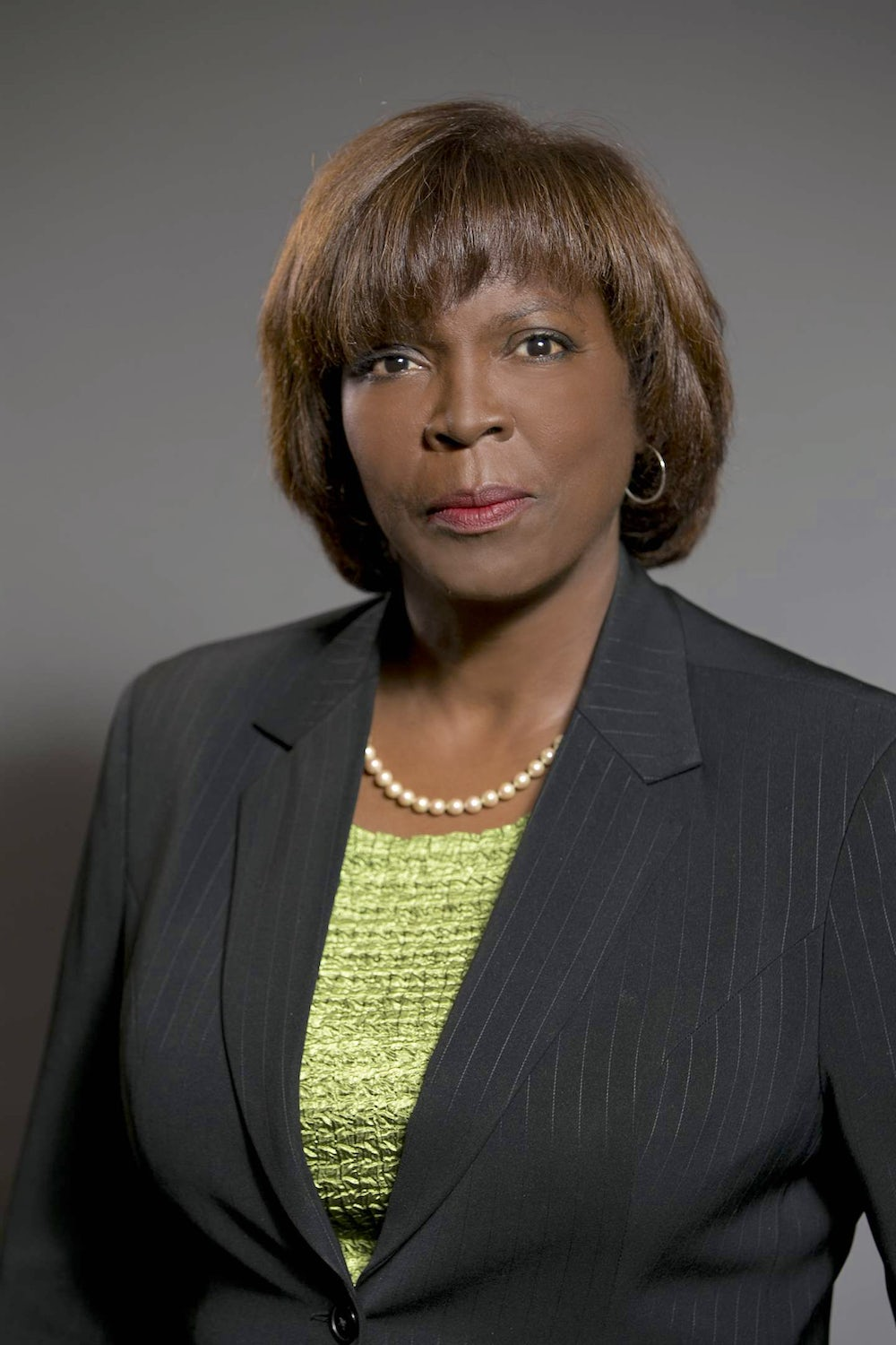A picture of Heifer Board Member Ertharin Cousin.