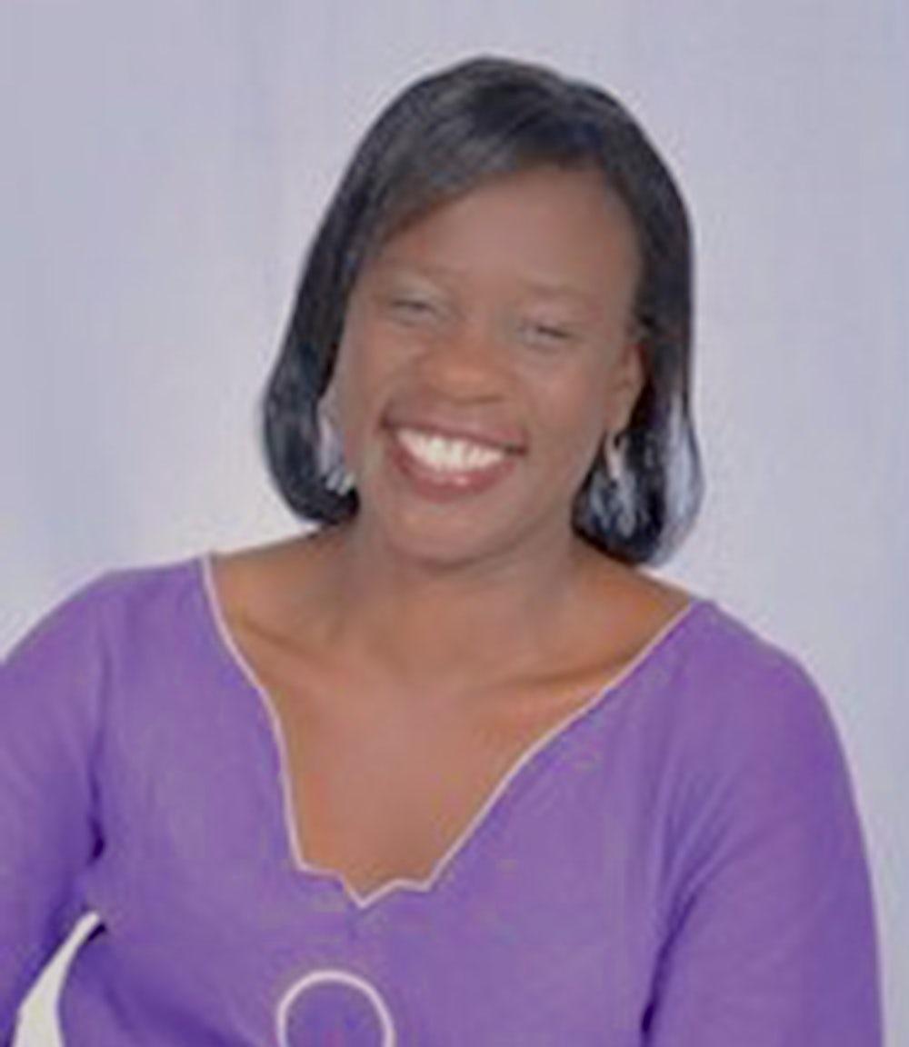 A picture of Heifer Board Member Josephine Oguta.