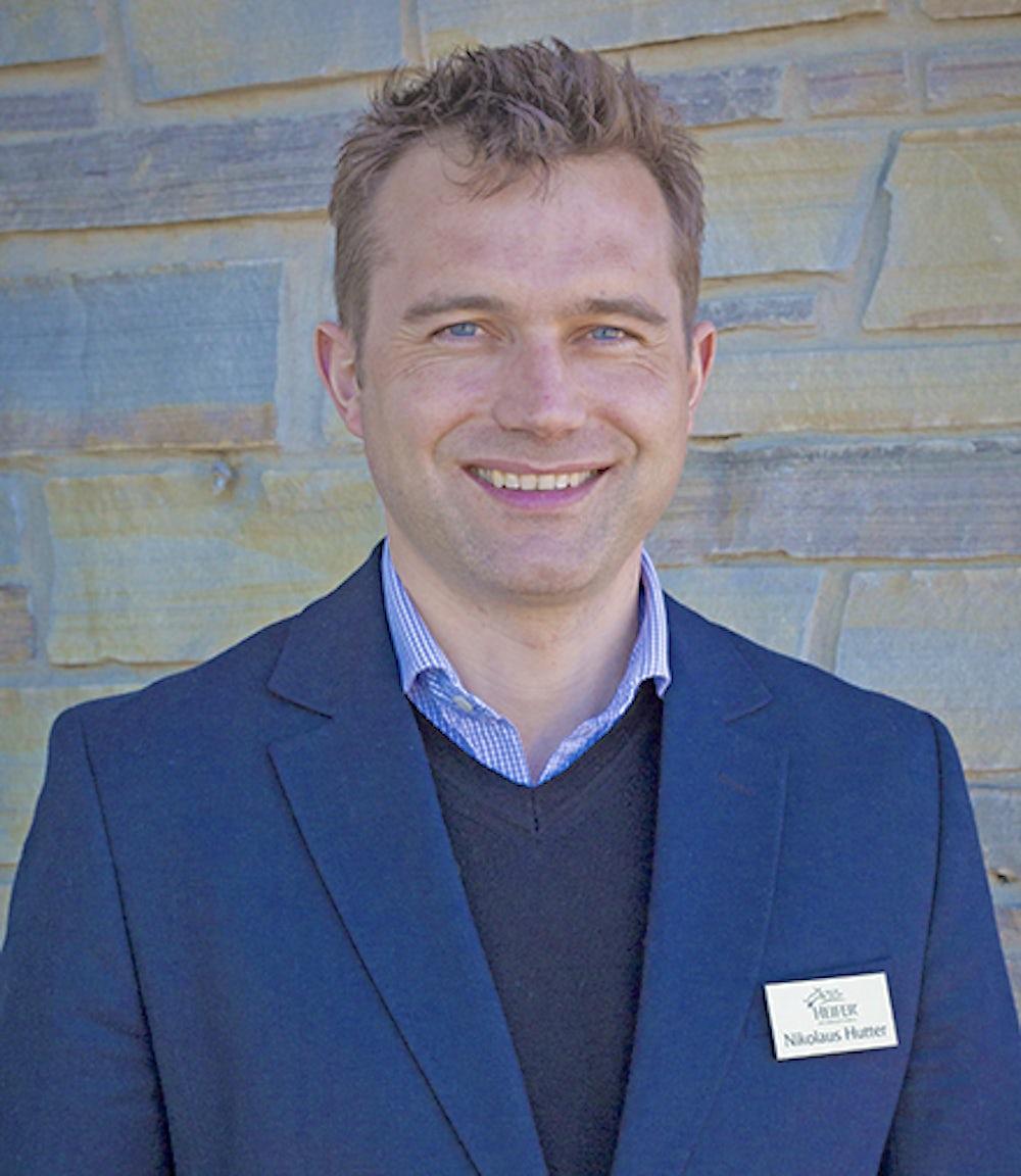 A picture of Heifer Board Member Nikolaus Hutter.