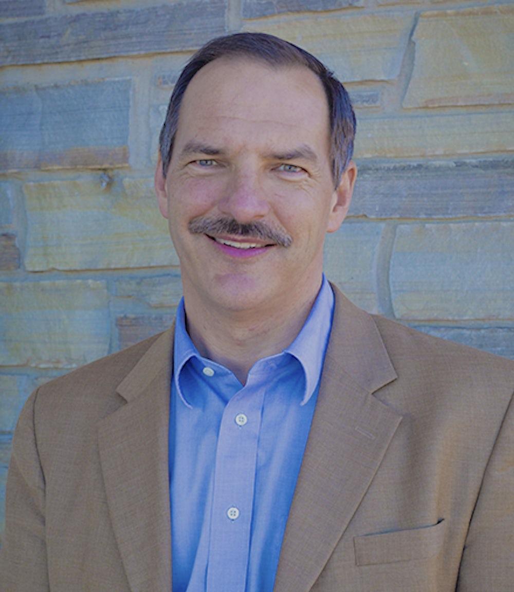 A picture of Heifer Board Member Peter Kappelman.