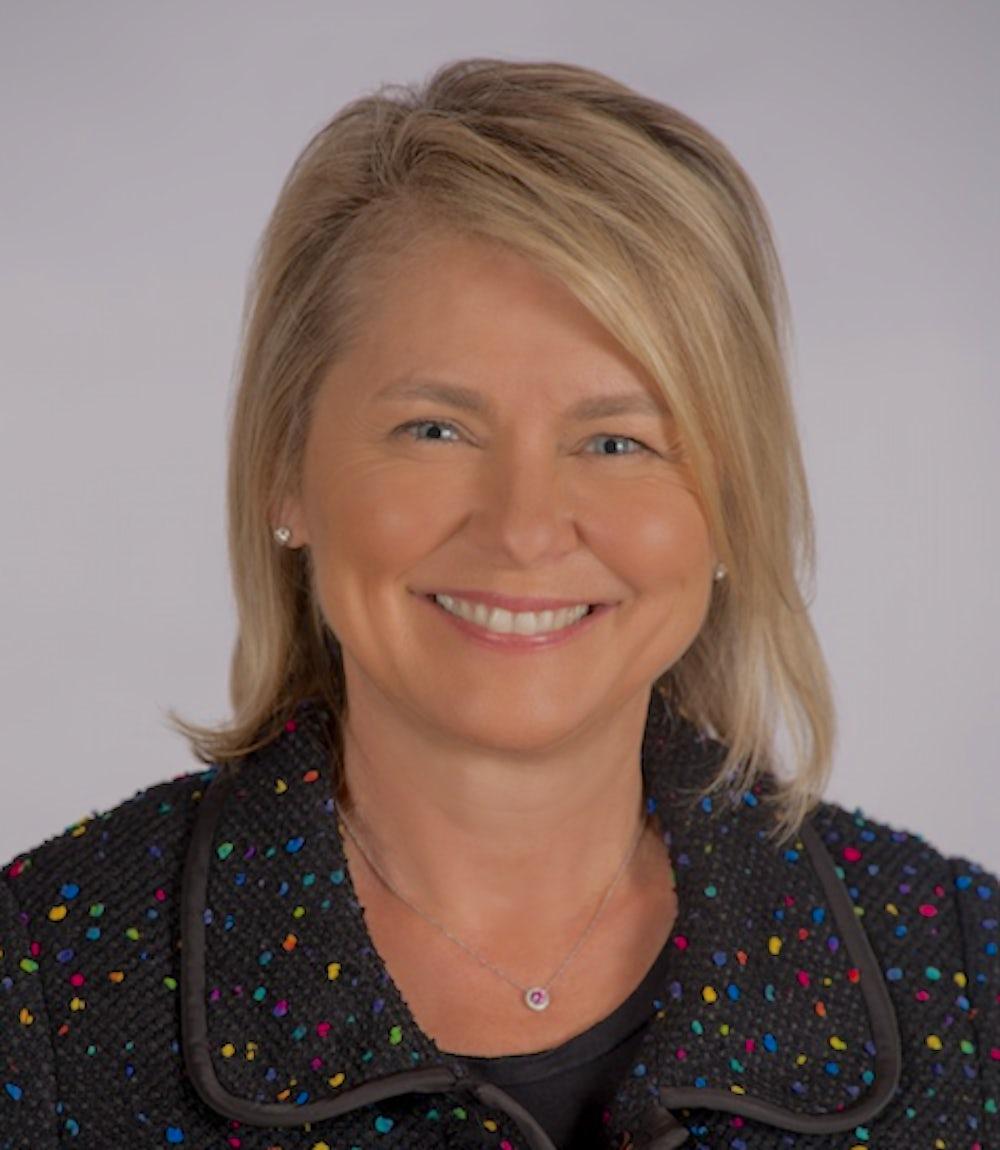 A picture of Heifer Board Member Randi Hedin.