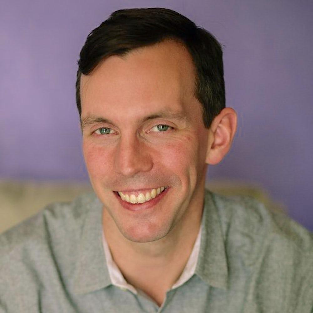 A picture of Heifer Board Member Tom Hadfield.