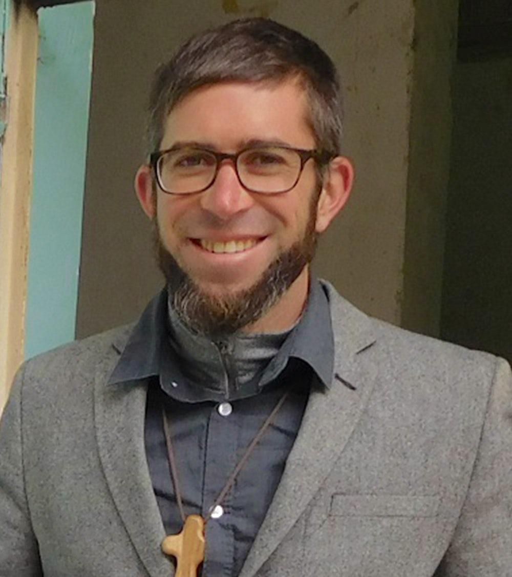 A picture of Heifer Board Member Nathan Hosler.