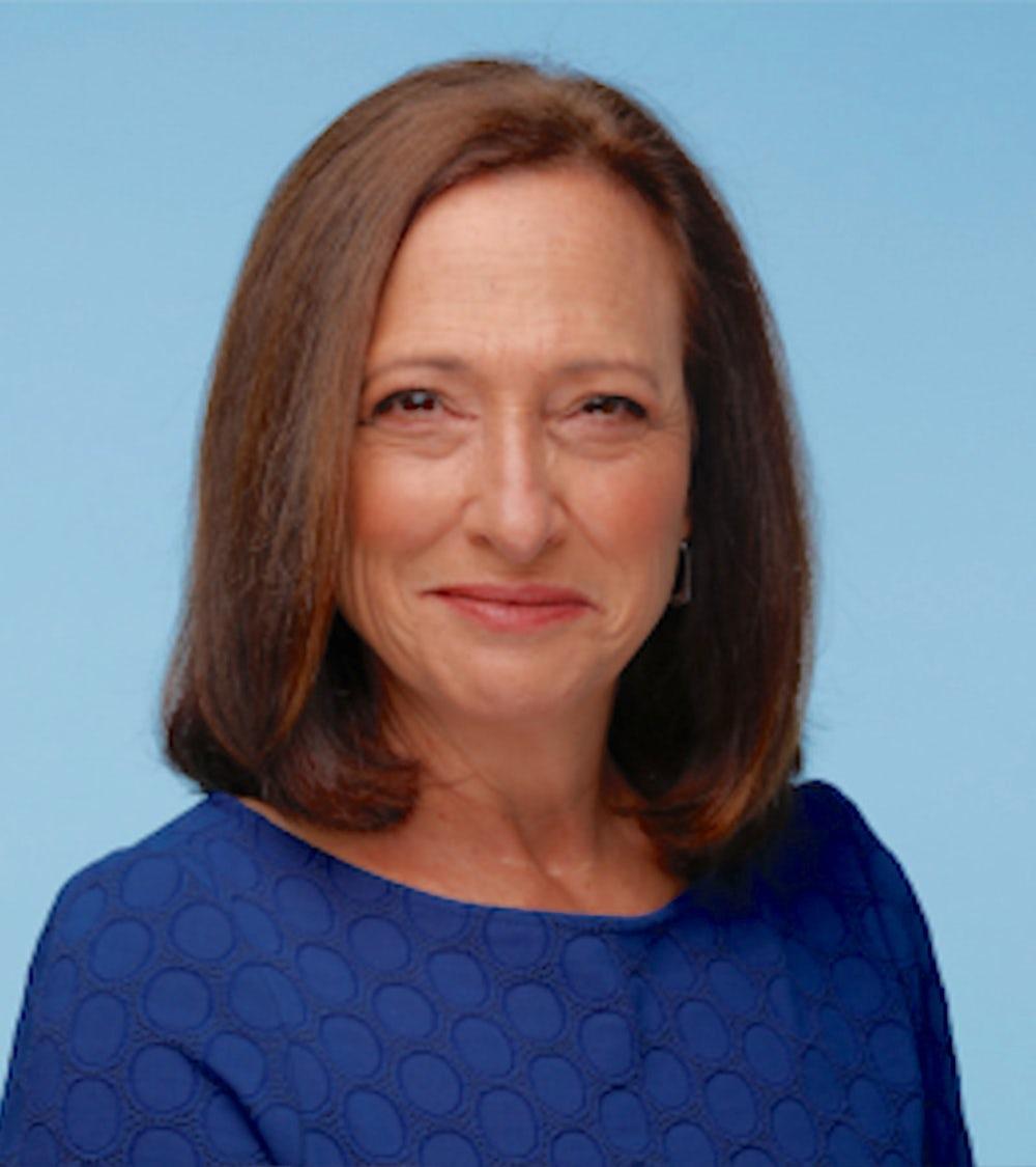 A picture of Heifer Board Member Sarah Alexander.