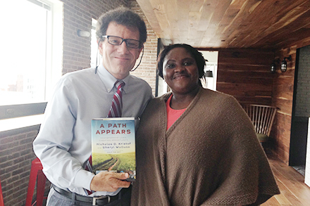 Nick Kristof A Path Appears
