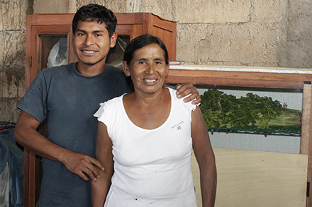 Yours is glad he decided to go home and support his mother. Just like their farm, the family has gotten stronger.