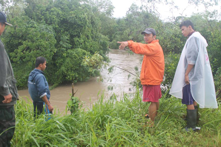 assessing flooding