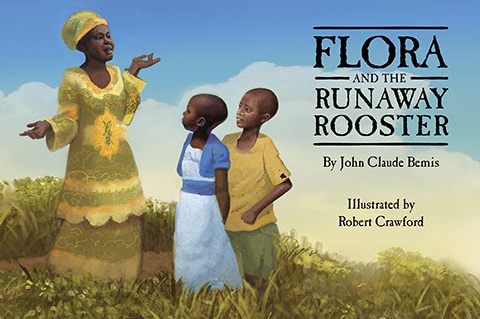 Cover of Flora and the Runaway Rooster