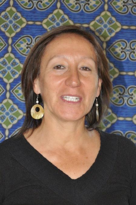 Rosa Rodriguez, Heifer Ecuador country director.