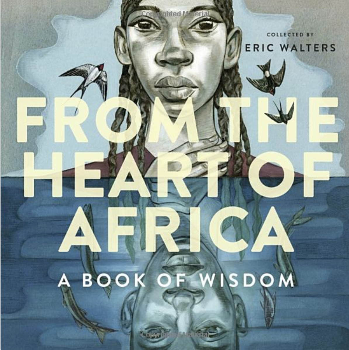Cover of From the Heart of Africa: A Book of Wisdom