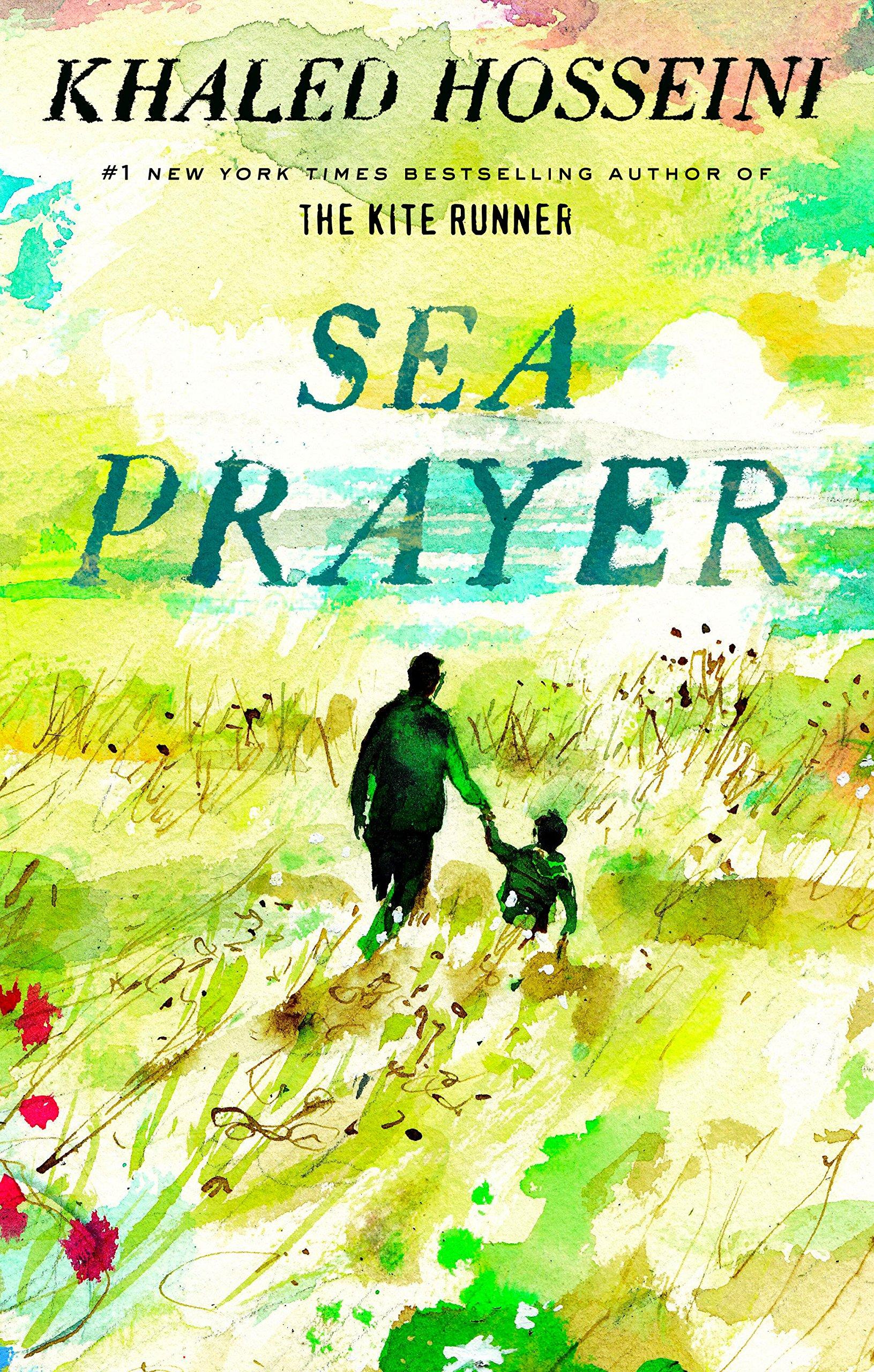 Cover of Sea Prayer