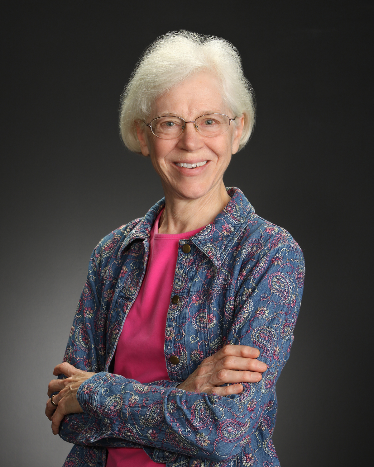 Writer and historian Peggy Reiff Miller
