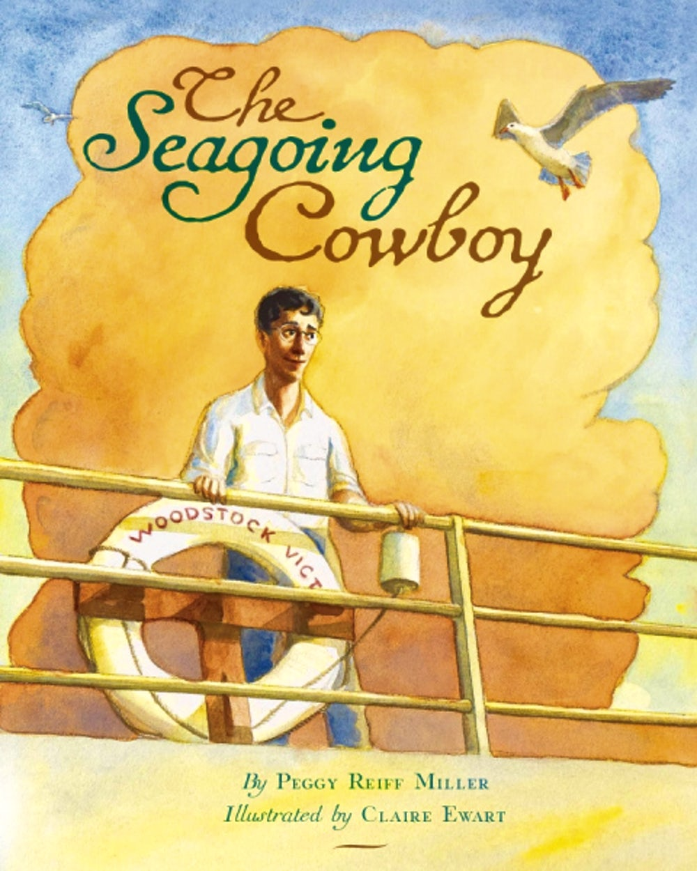Peggy Reiff Miller's book, The Seagoing Cowboy