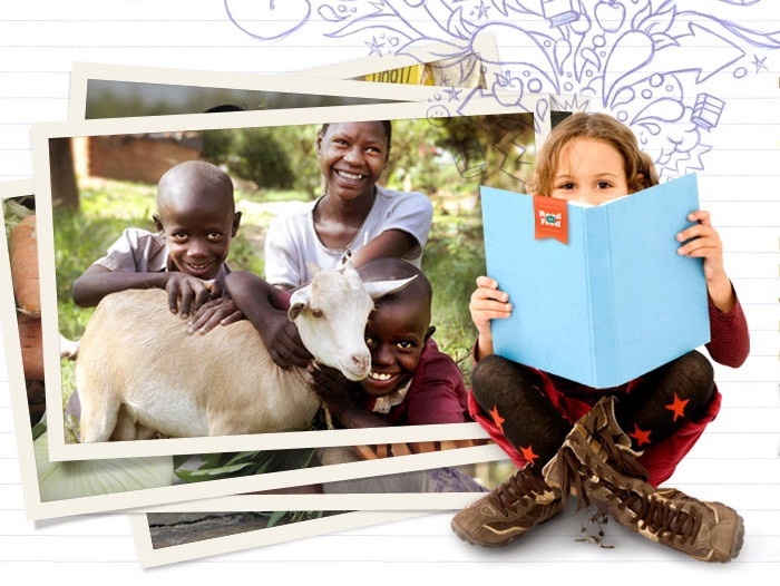 Read to Feed reading program
