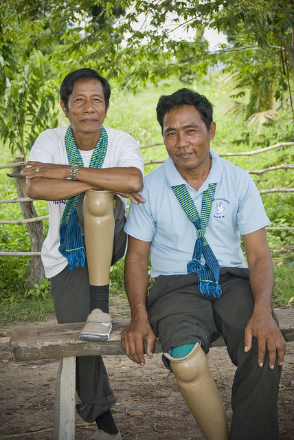 Peace in Cambodia.
