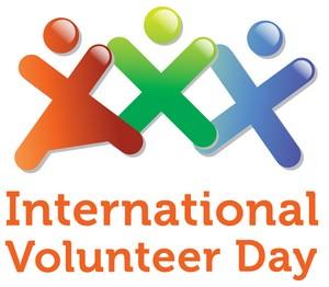 Volunteer Day logo
