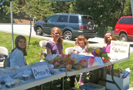 Plant and Bake Sale at Congregational Church of Belmont