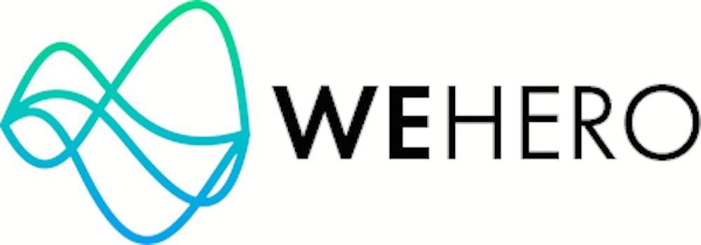 WeHero logo