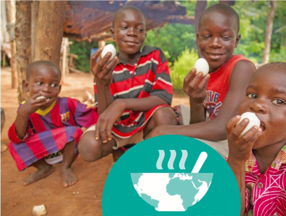 World Food Day Partner Flyer