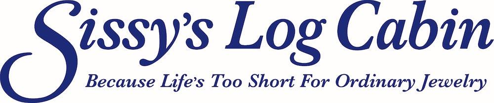 Sissy's Log Cabin logo.