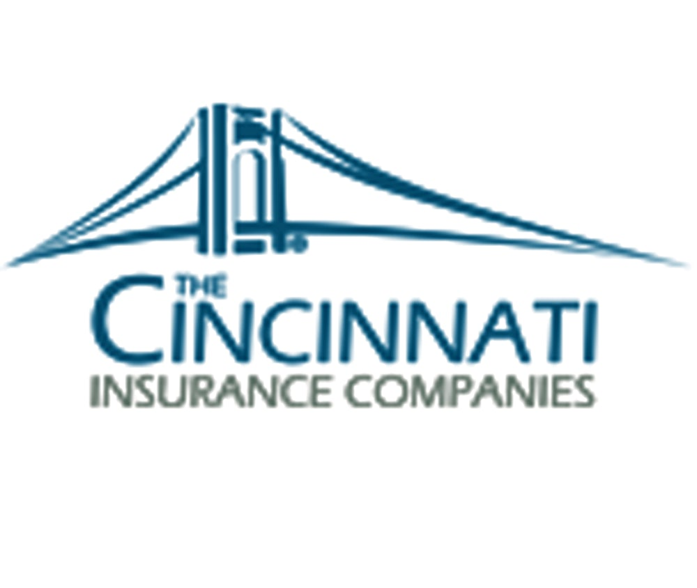 The cincinnati insurance companies logo.