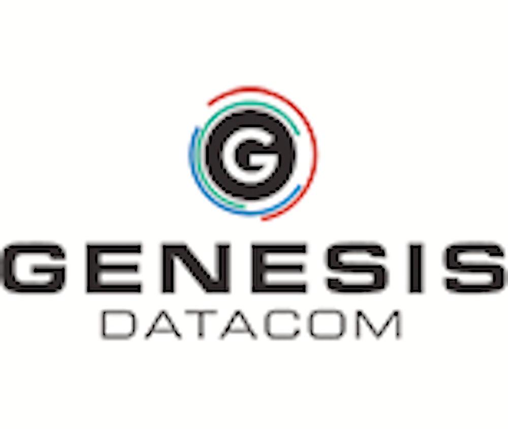 Genesis Datacom Logo.