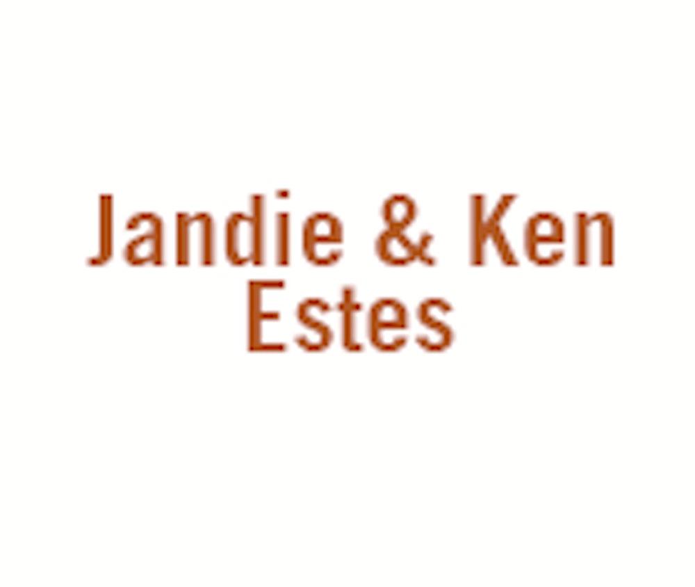 Jandie and Ken Estes.
