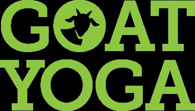 goat yoga logo.