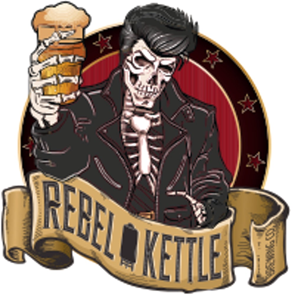 Rebel Kettle Logo.