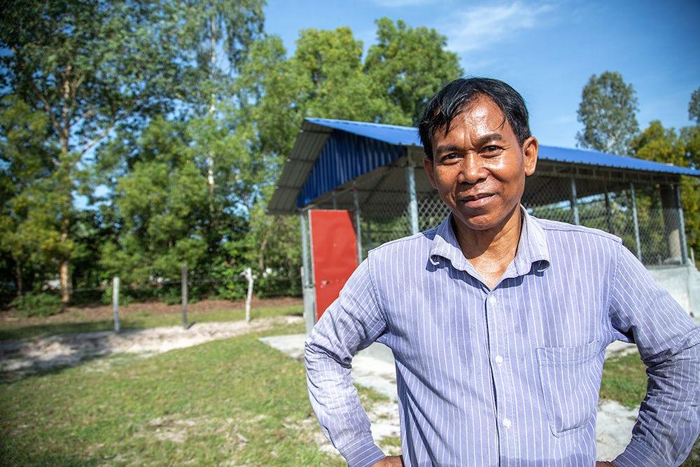 Chea Ti Cambodia