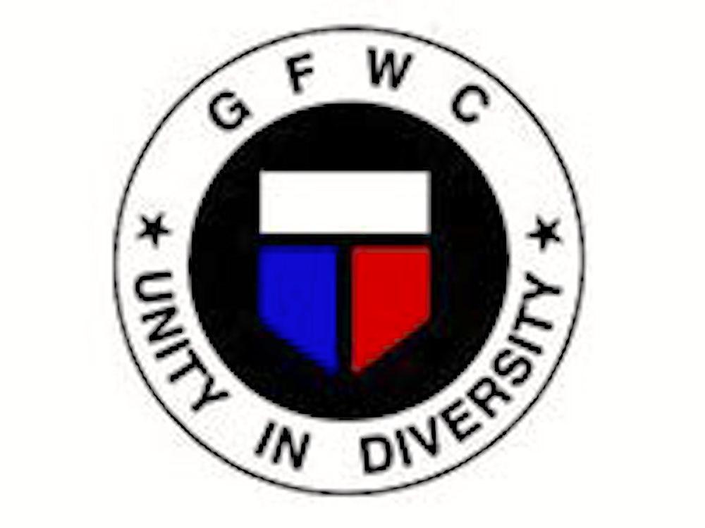 GFWC logo.