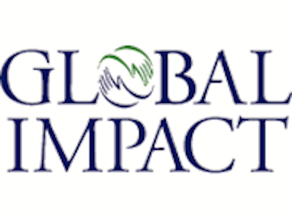 Global Impact Logo.