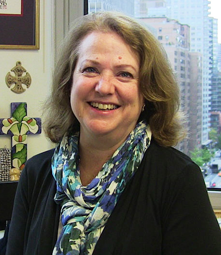 Esther Cohen, Heifer International Board of Directors
