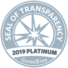 Seal of Transparency, 2019 Platinum