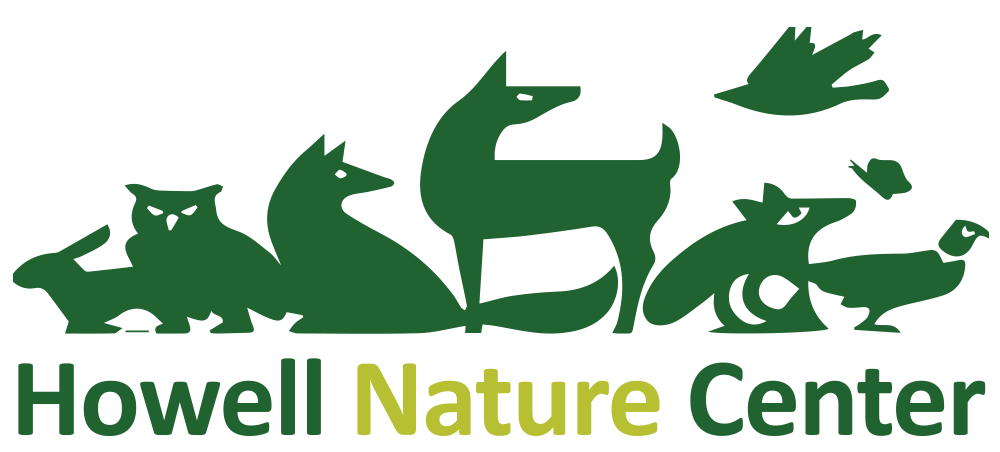 Howell Nature Center logo.