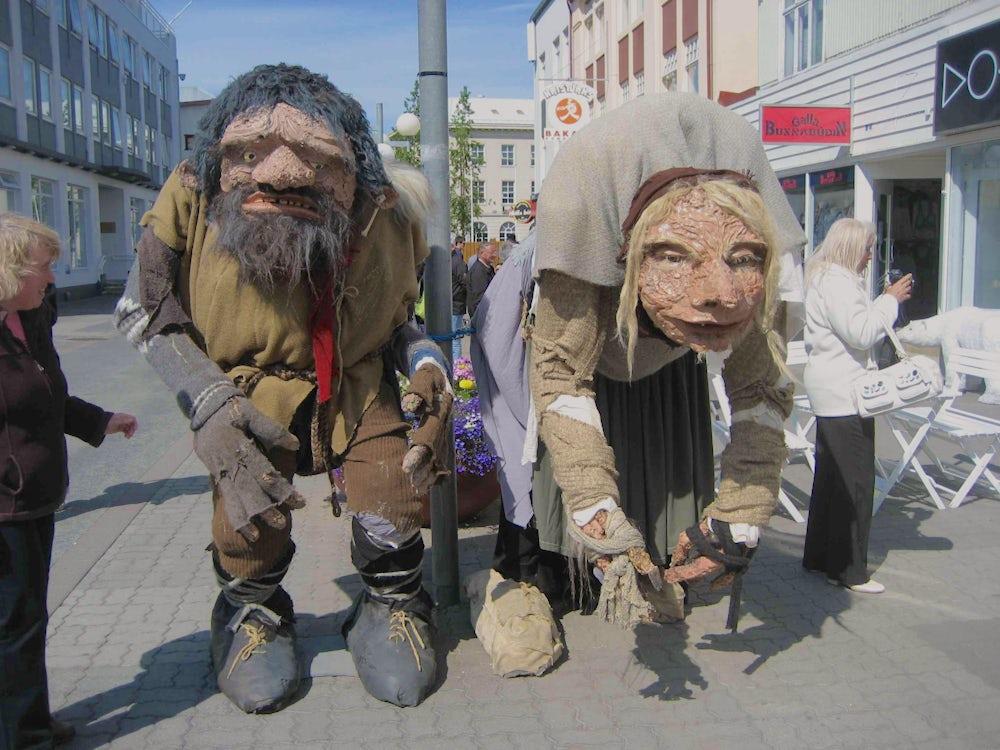 Grýla and Leppalúði