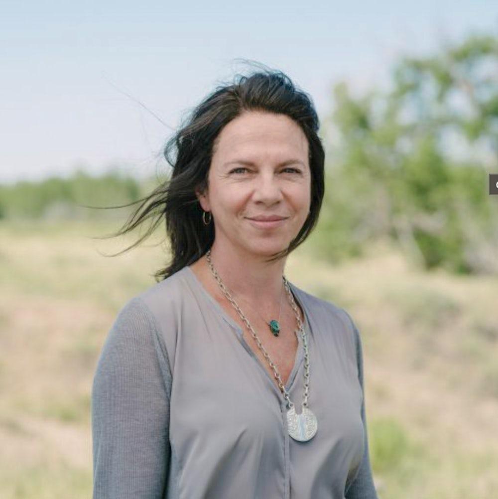 Photo of Daniela Ibarra-Howell of the Savory Institute.