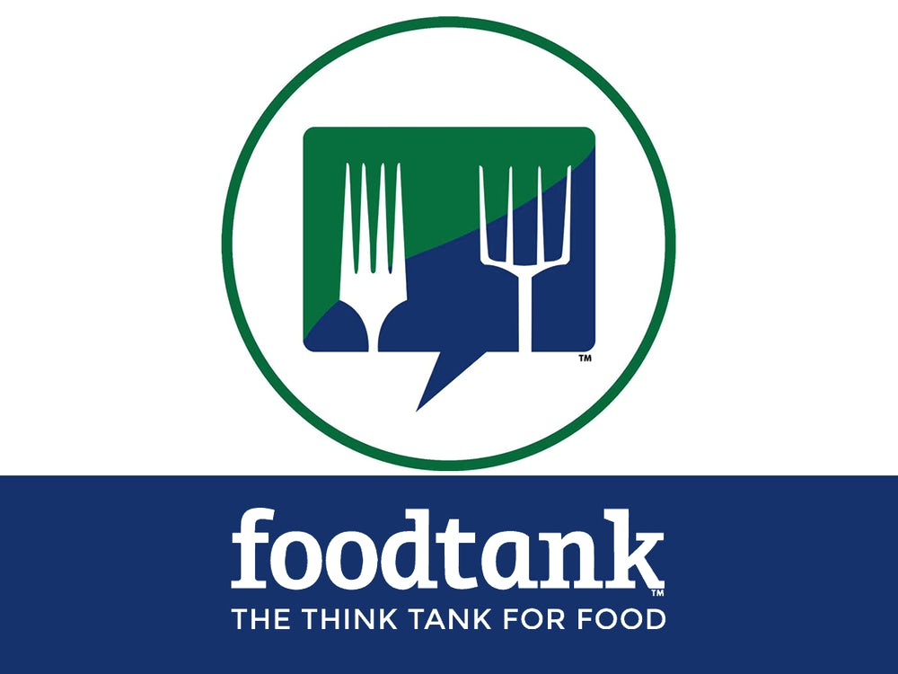 Food Tank organizational logo