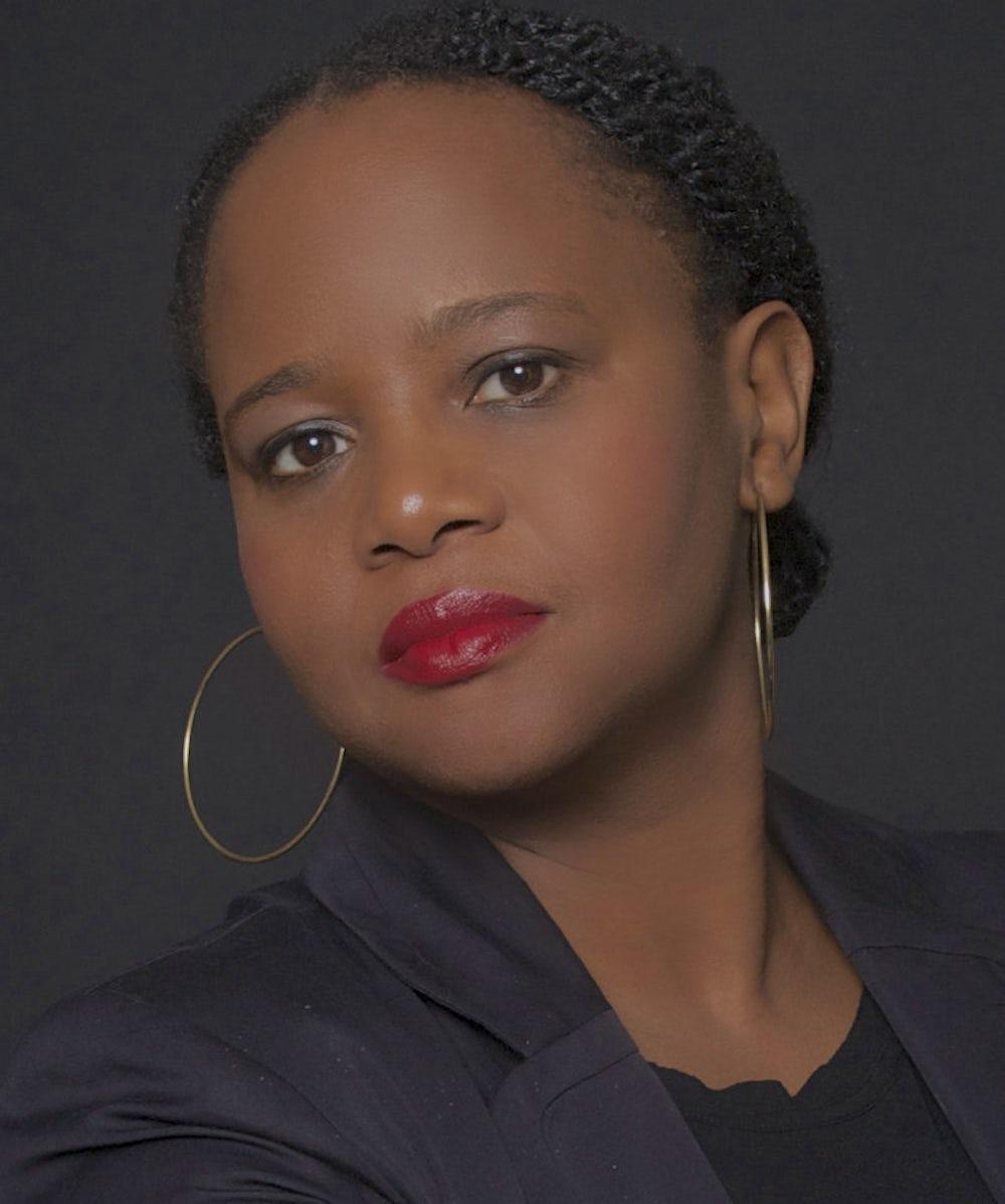Edwidge Danticat, author of