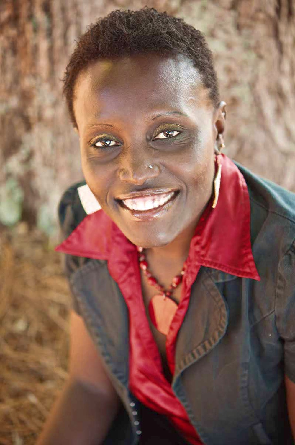 A headshot of Dr. Esther Ngumbi