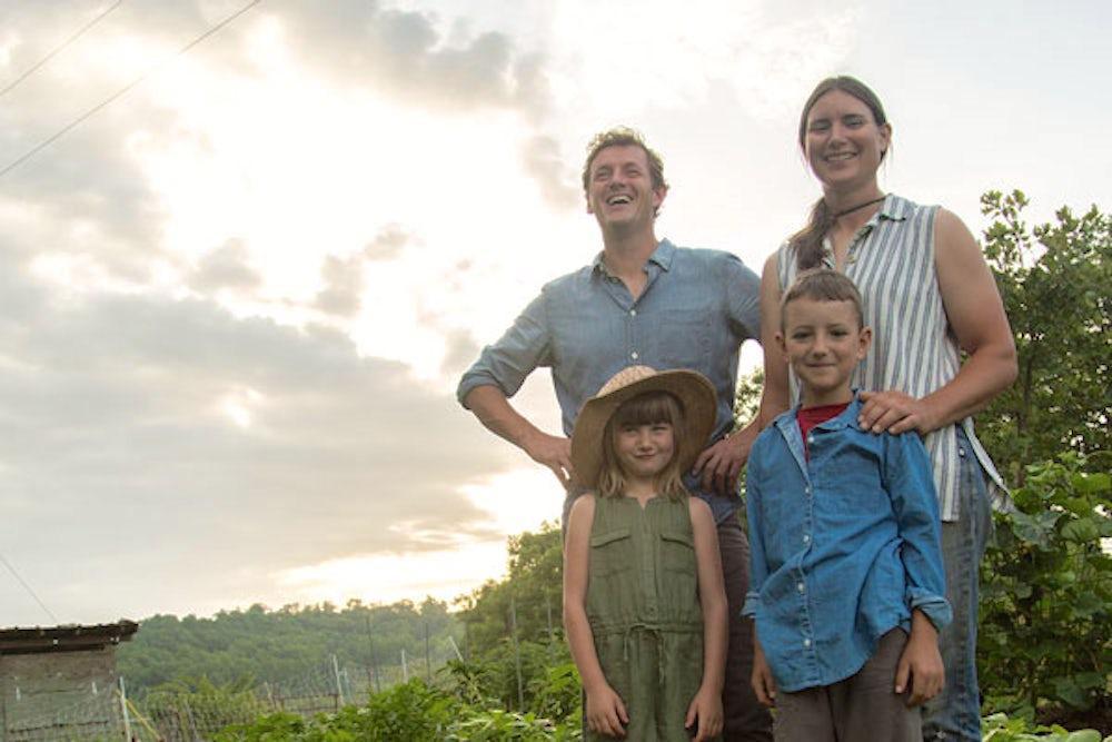 Heifer USA Family