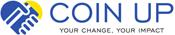 CoinUp Logo.