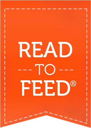 Read to Feed Logo