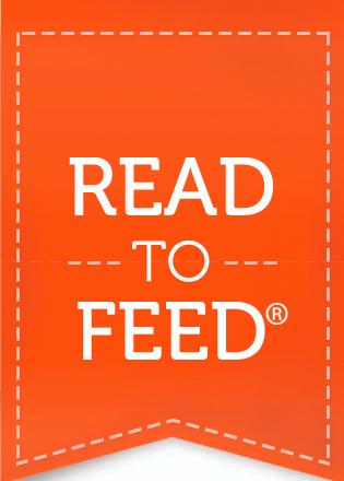 Read to Feed Logo